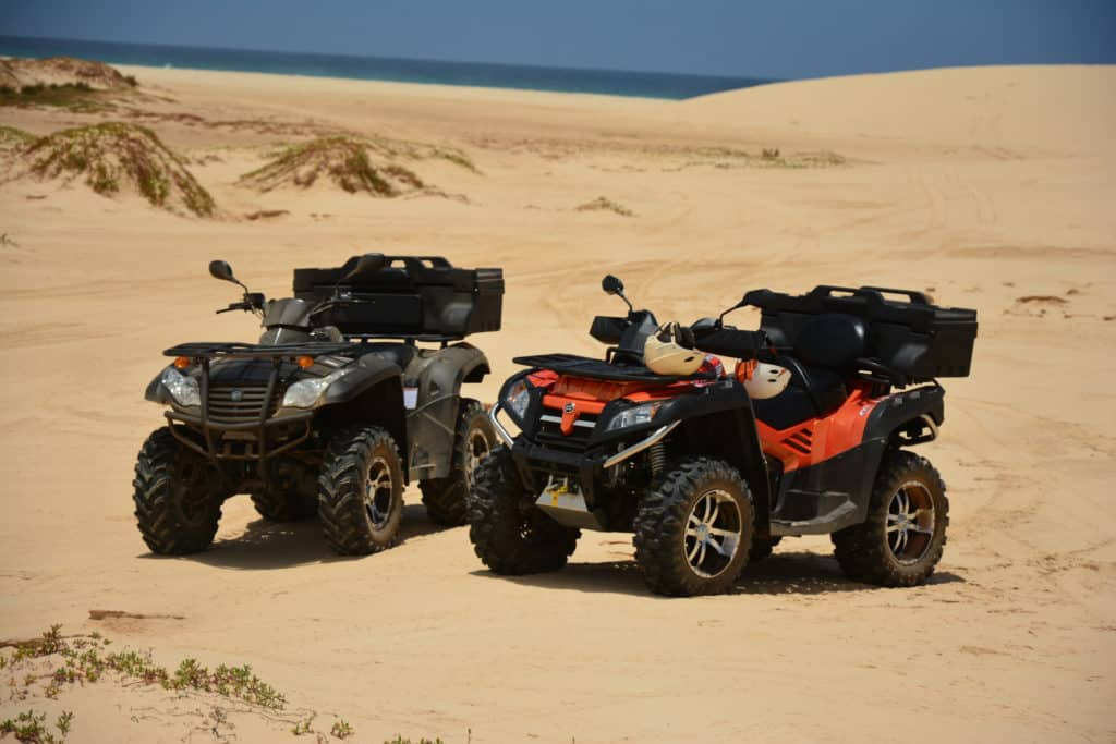 Red Sea quad bikes
