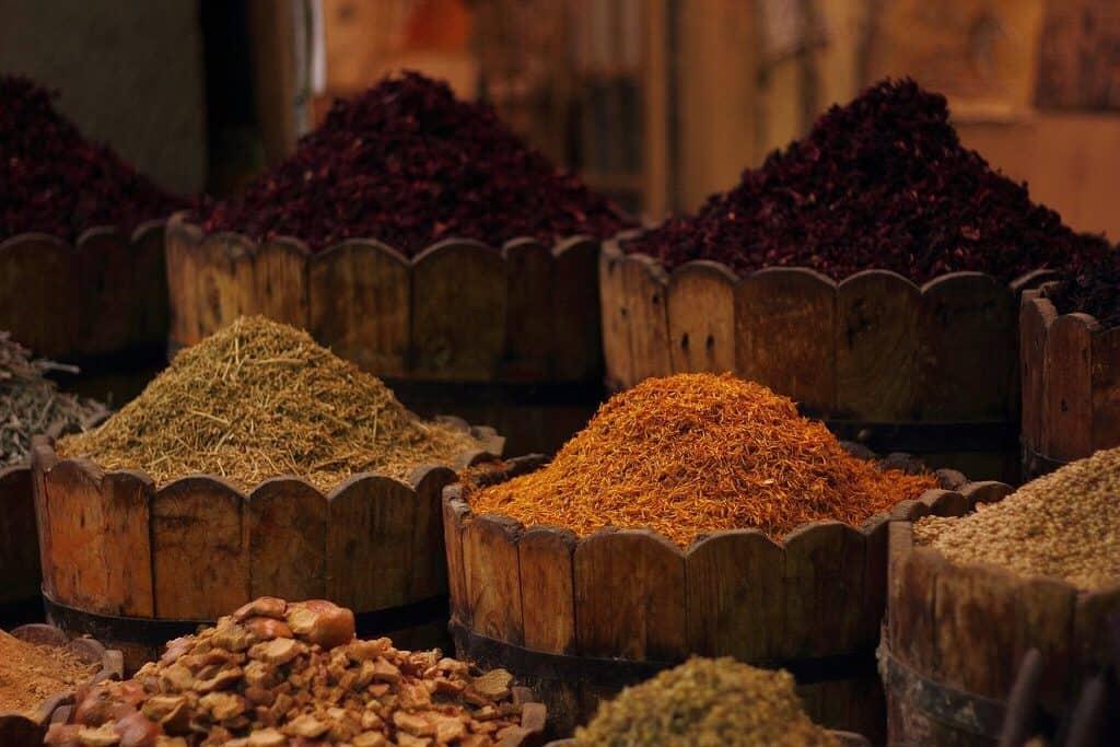 egyptian herbs