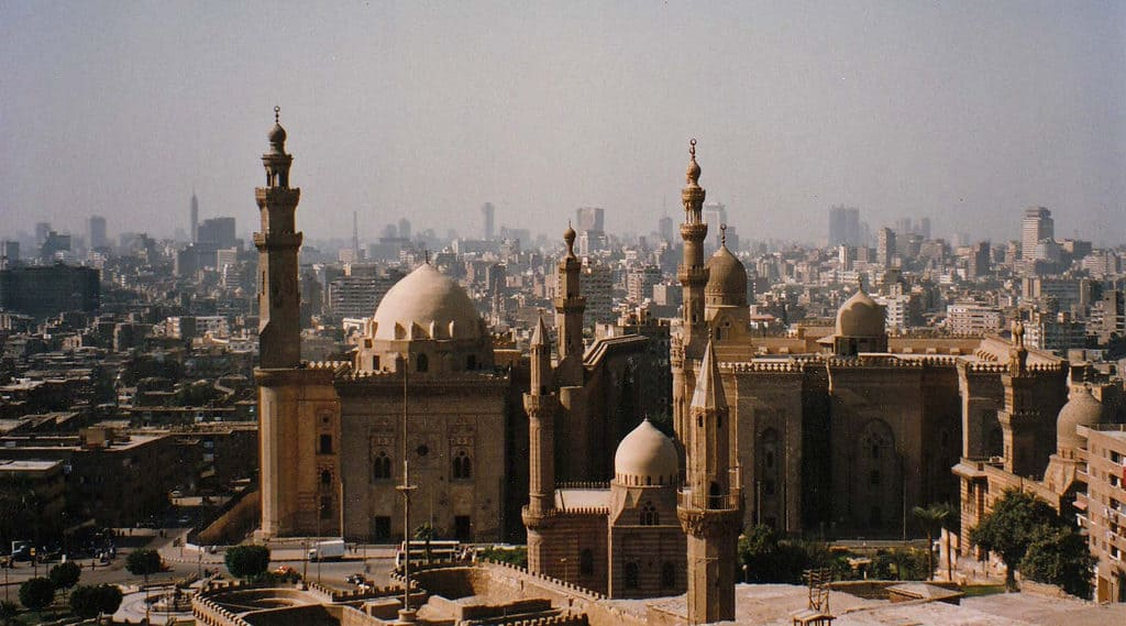Egyptian Skyline