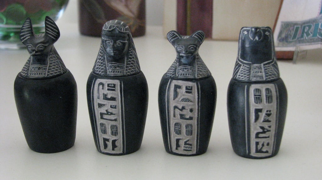 small Egyptian based models
