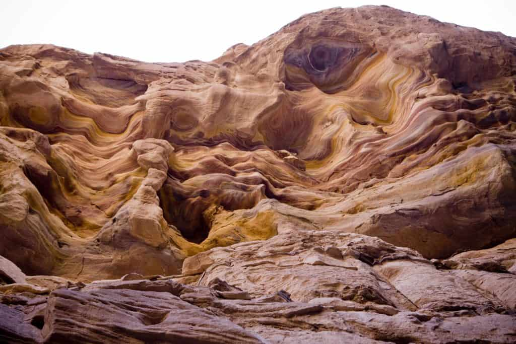 The Coloured Canyon