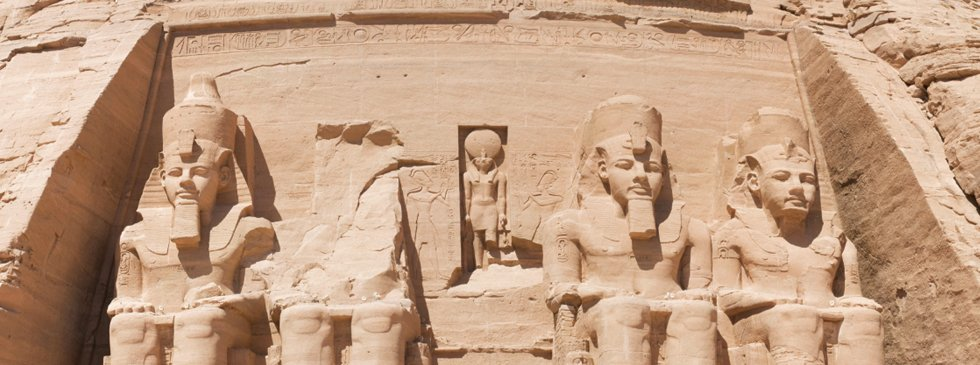 Abu Simbel Temples An ancient site built by Rameses II