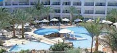 Tropitel Naama Bay hotel Central located Pool view